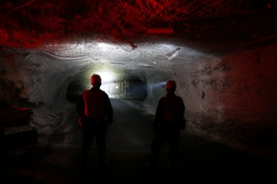 abandoned mine missing man west virginia