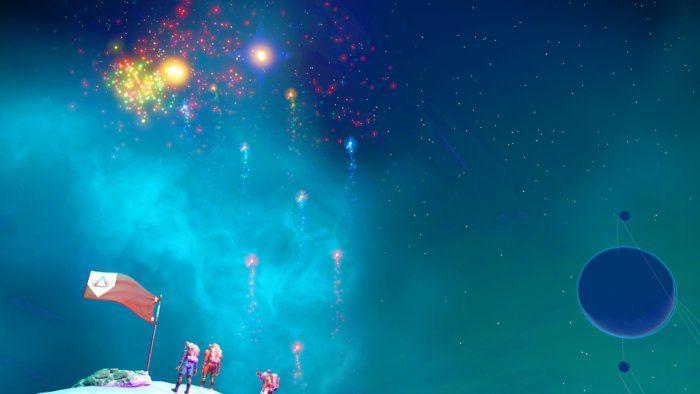 No Mans Sky fireworks 176