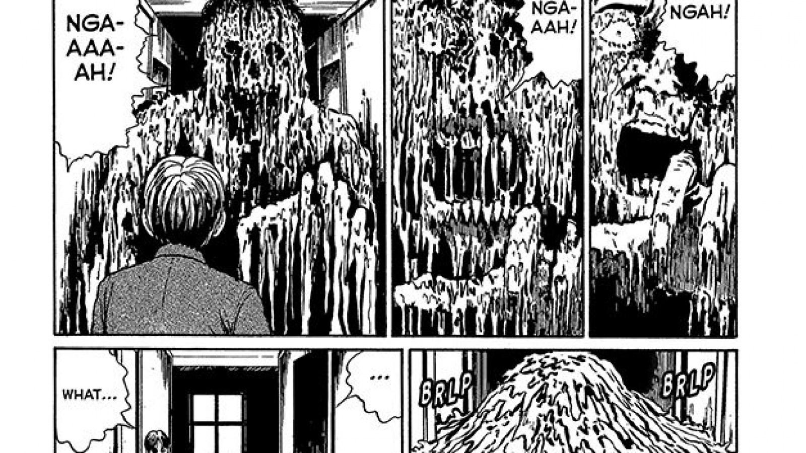 Horror Manga Artist Junji Ito Interview Creepy Stuff Inside His Head