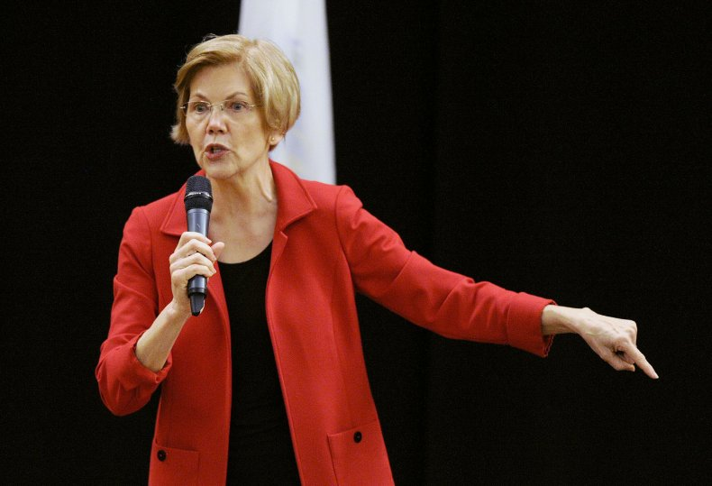 Donald Trump Embraces Dictators, Aligns With Authoritarian Regimes and Is Threat to Democracy, Says Elizabeth Warren