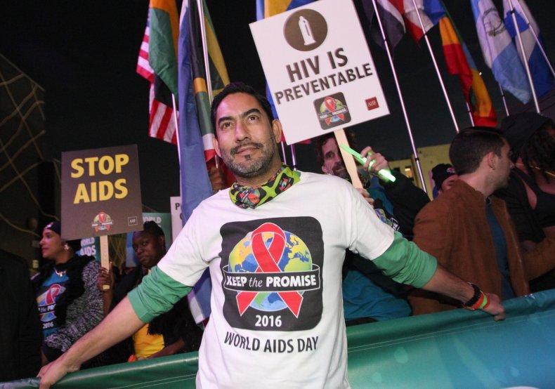 world aids day aids hiv