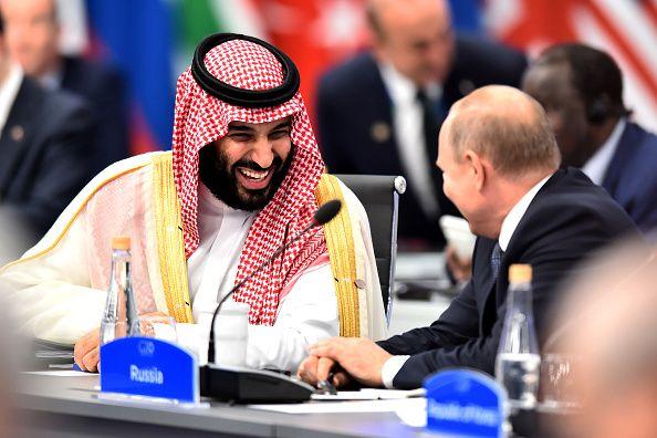 donald trump, vladimir putin, nbs, saudi crown prine