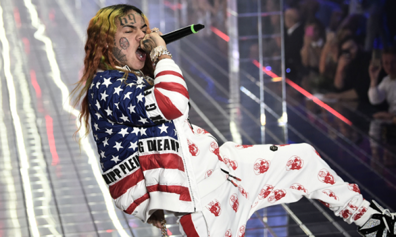 All the Times Tekashi 6ix9ine Has Been Arrested