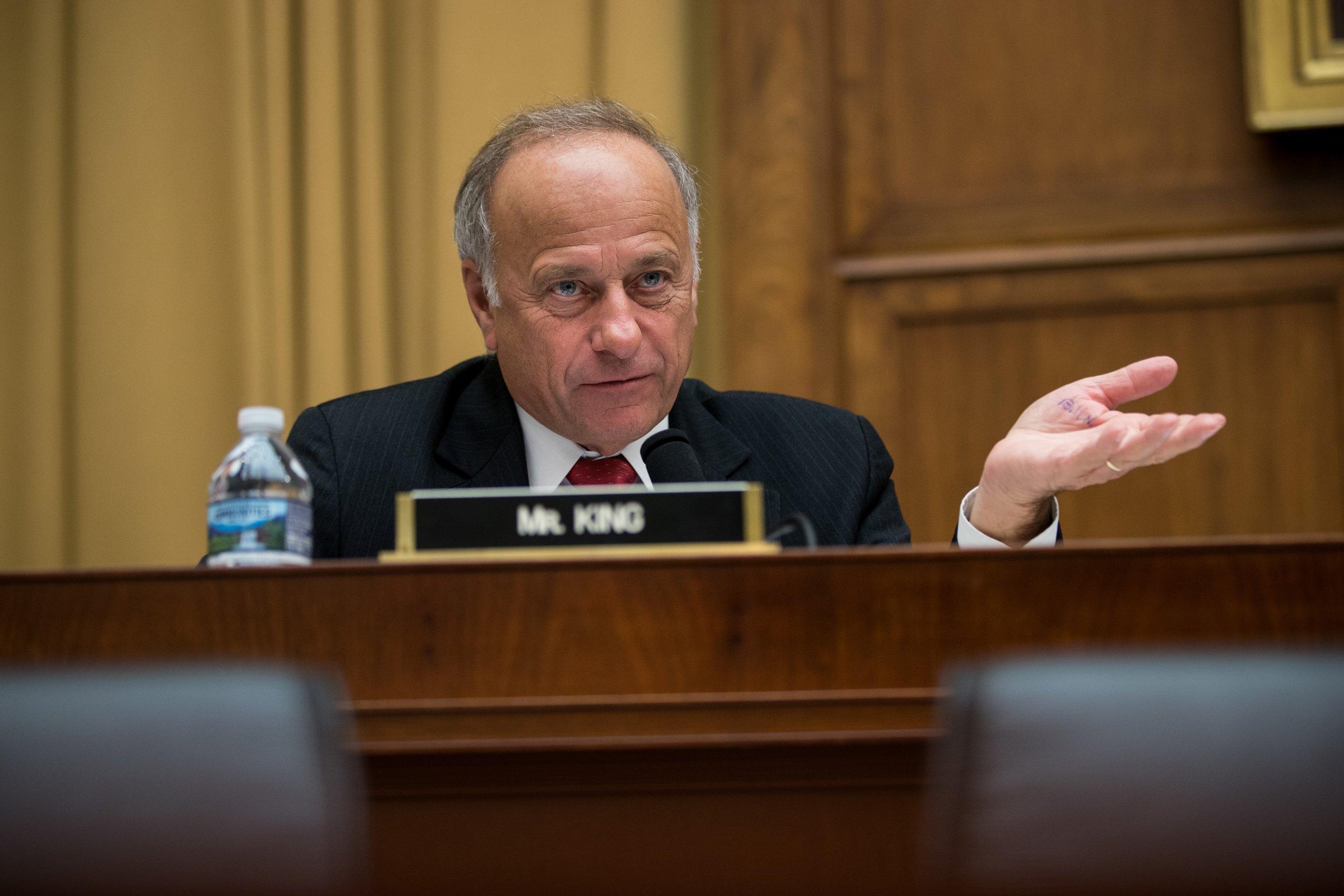 steve king, white nationalist, congressional black caucus
