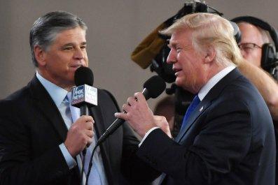 fox news, donald trump, michael cohen, sean hannity