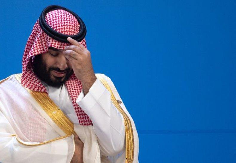 mohammed bin salman/g20 summit