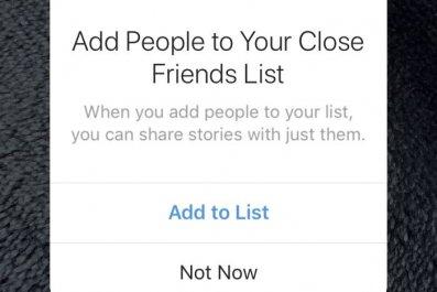 insta close friends