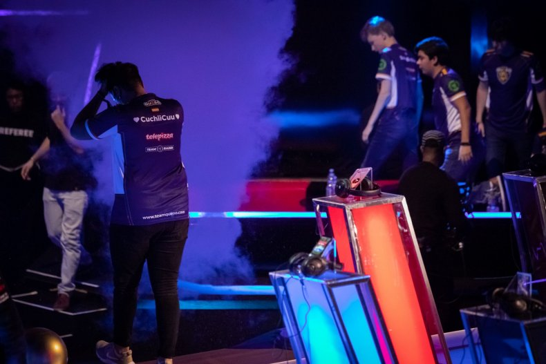 teamqueso loses clash royale league world champion tokyo