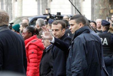 will Emmanuel Macron survive, Paris riots, france