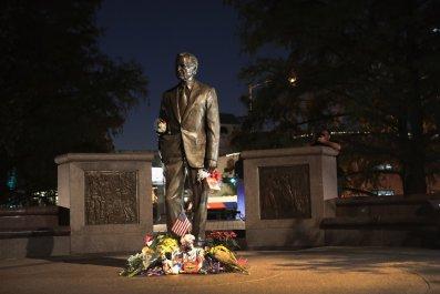 George H.W. Bush funeral schedule