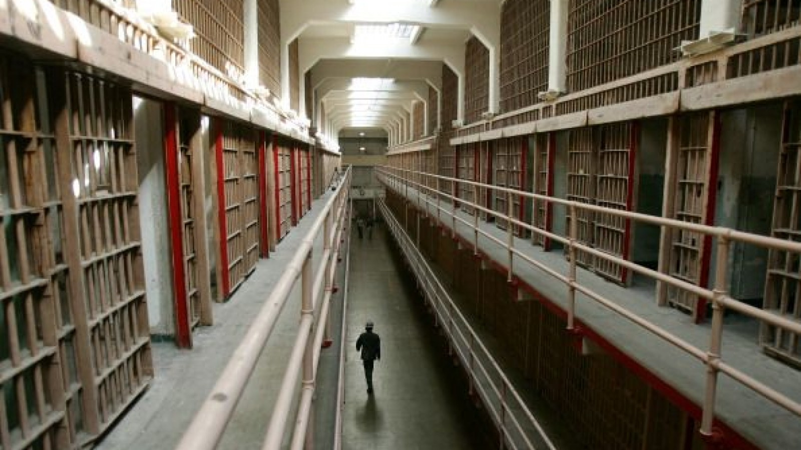 Grandmother Sues Jail After Being Booked into All-Male
