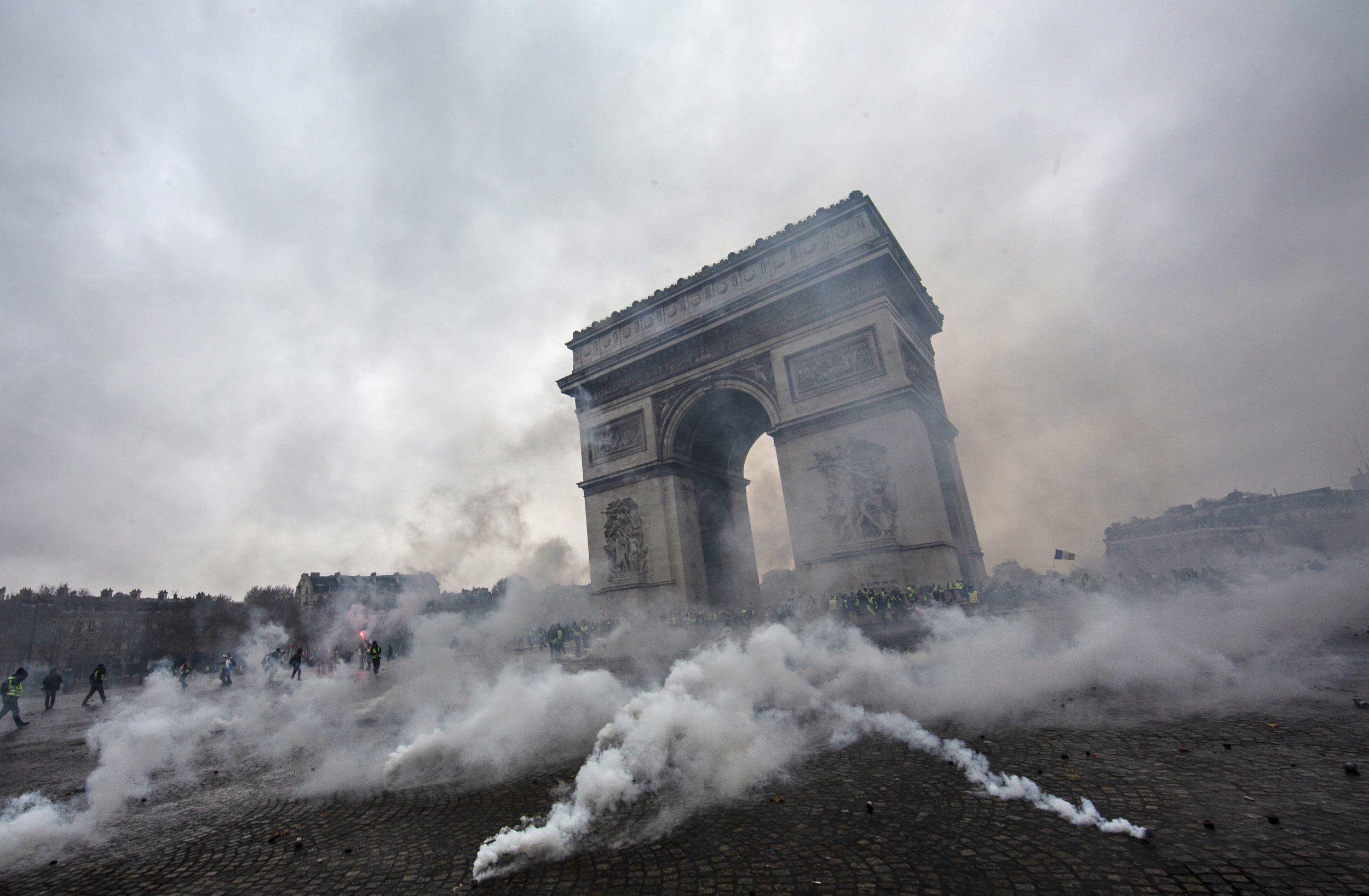 Petrol Prices In France >> Is Paris Safe? Riots Continue as France Considers Declaring State of Emergency