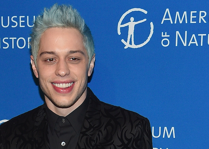 Pete Davidson Instagram Ariana Grande Instagram Won't Kill Himself