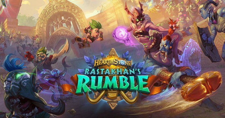 rastakhan's rumble release time
