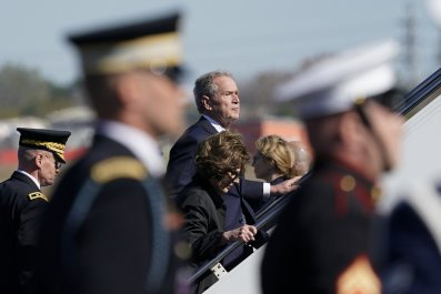george bush funeral speakers, eulogy, donald trump