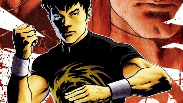 Shang-Chi marvel comics