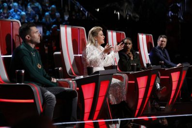the voice 2018 live blog,  top, 8, semi final, predictions, results, recap, who, left, saved, tonight, itunes, season, 15 episode 23