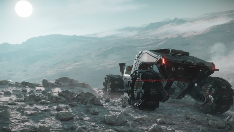 Star Citizen Tumbril Cyclone