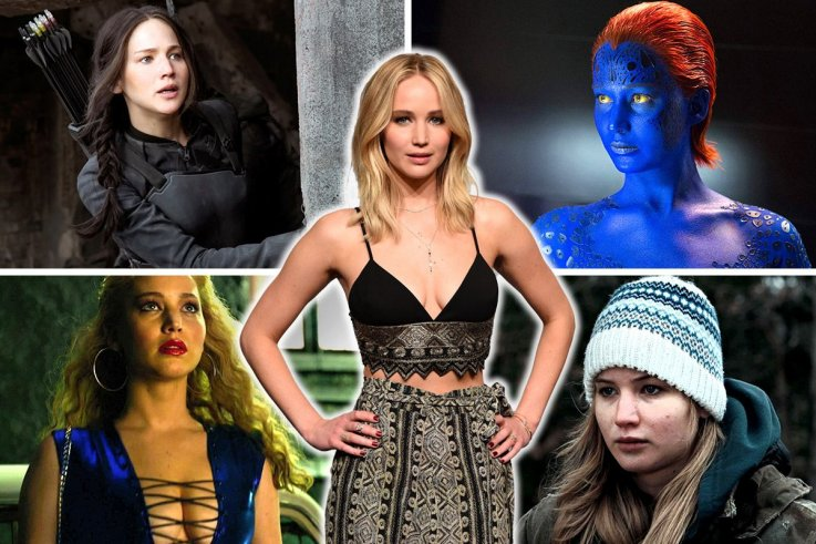 Jennifer Lawrence: All Her Movies Ranked from Worst to Best