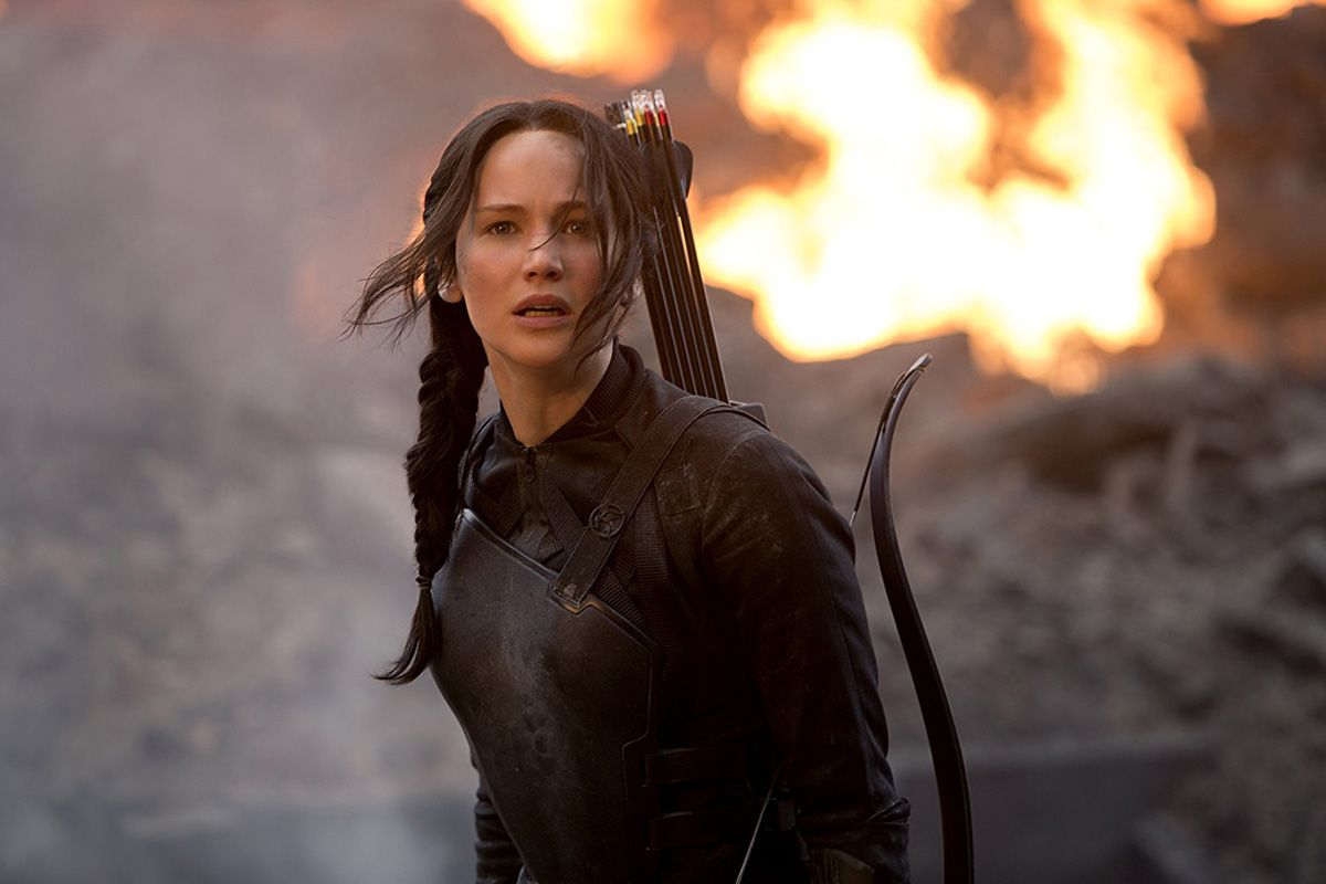 08 The Hunger Games- Mockingjay - Part 1
