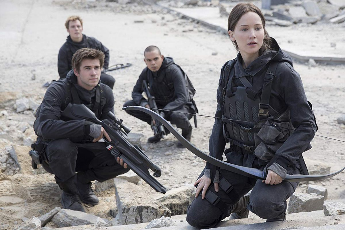 09 The Hunger Games- Mockingjay - Part 2
