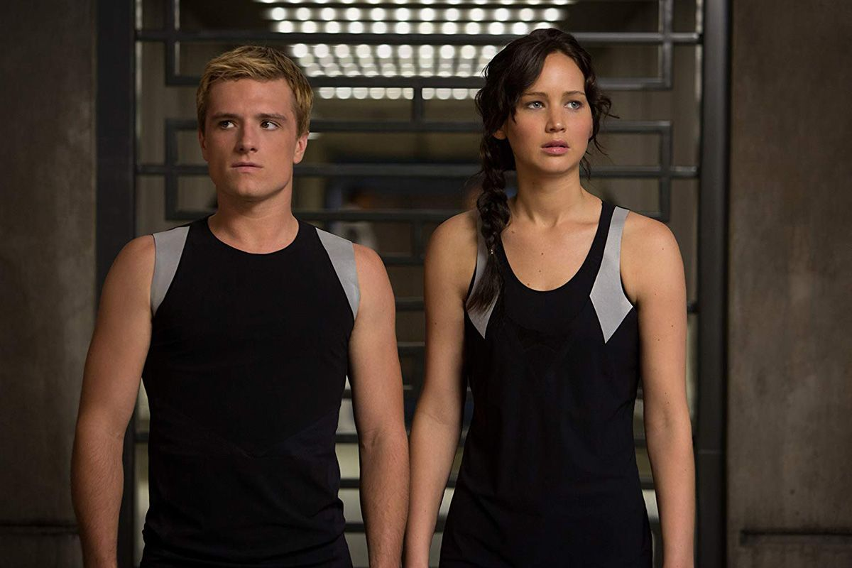 14 The Hunger Games- Catching Fire