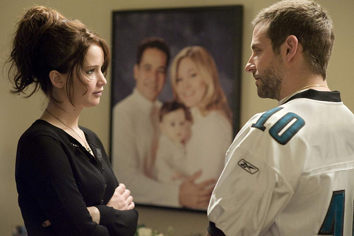 16 Silver Linings Playbook