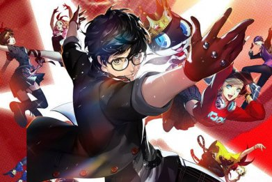 Persona 5 dancing starlight dlc
