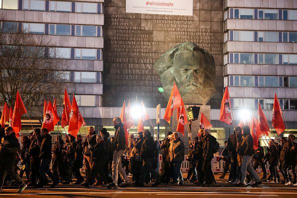 neo-nazis, germany far right