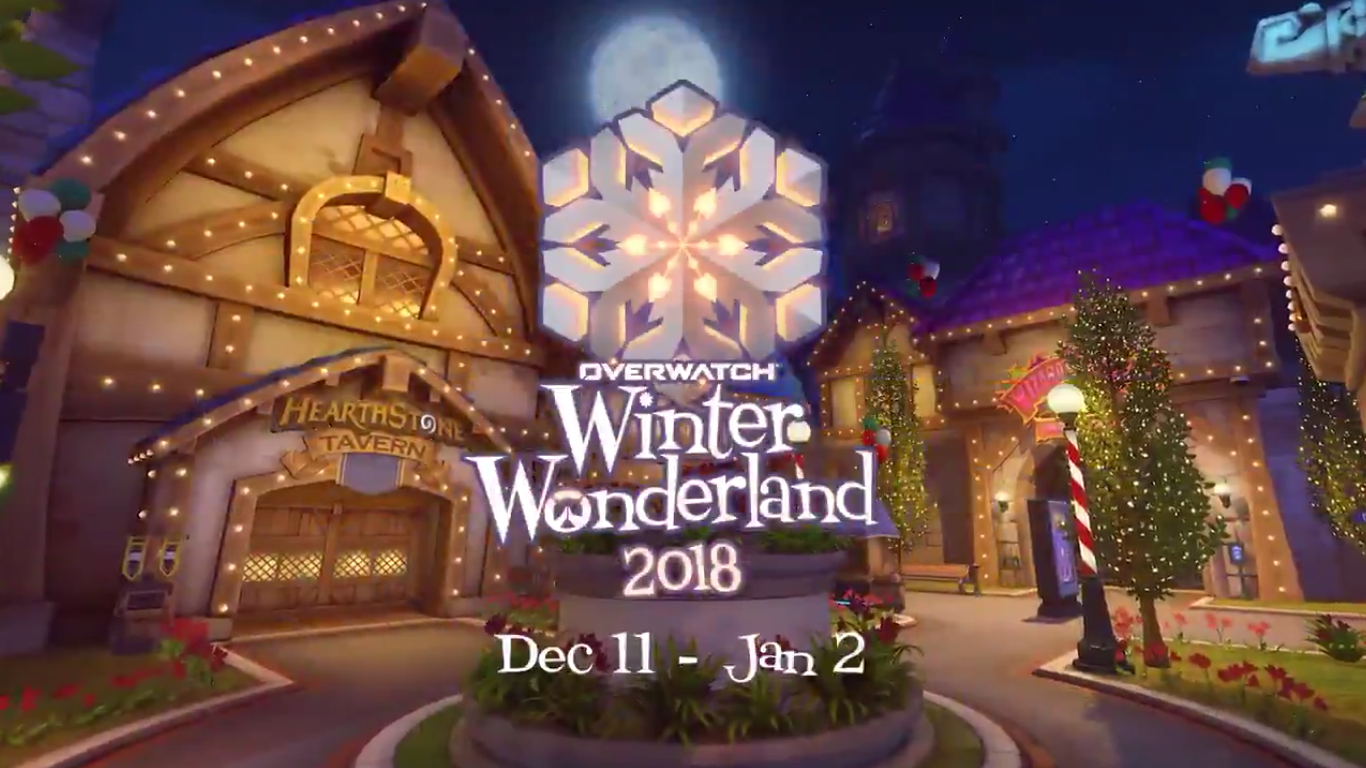 Overwatch\' Winter Wonderland 2018 Release Date: Blizzard Brings on ...