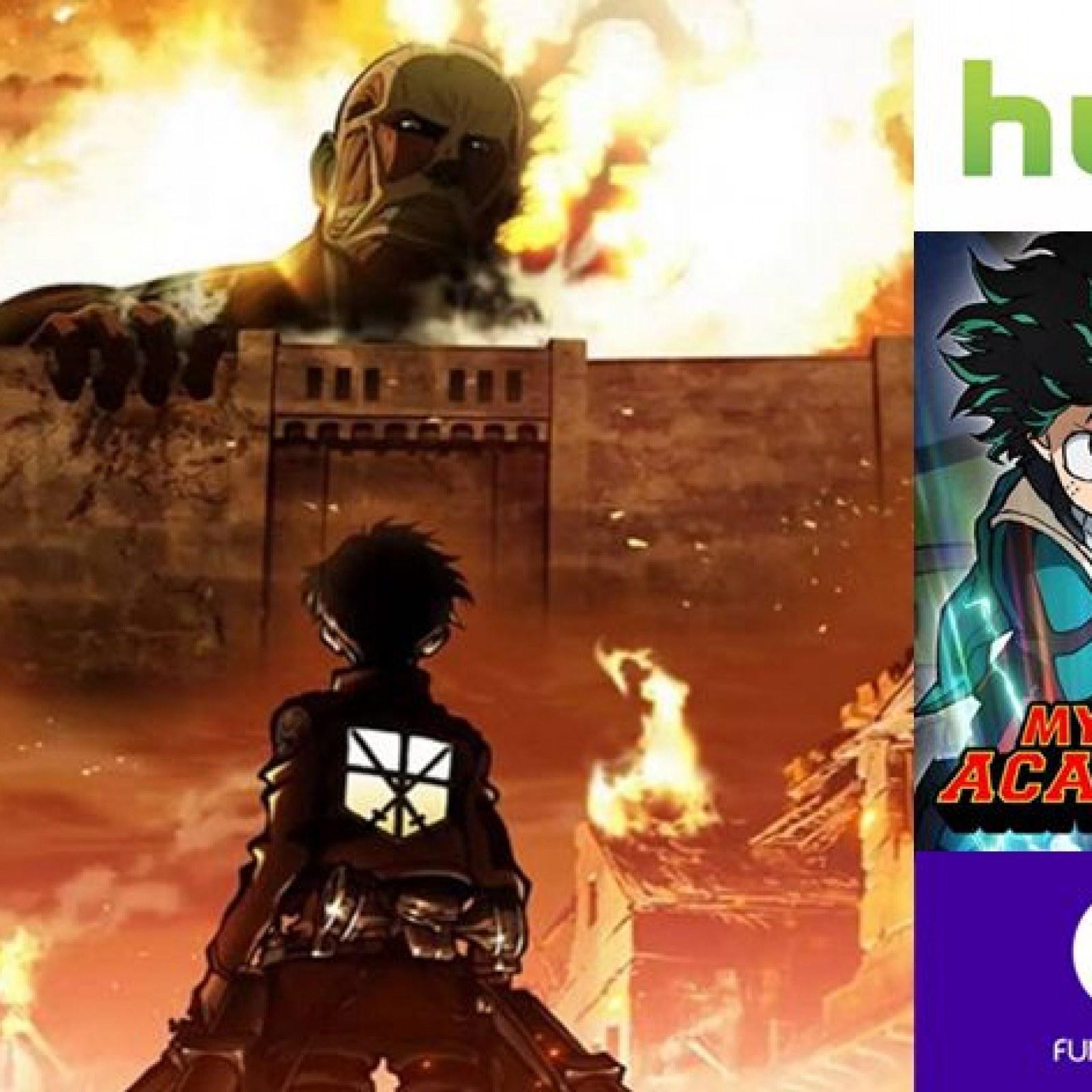 Madison : Tokyo ghoul season 3 dub hulu