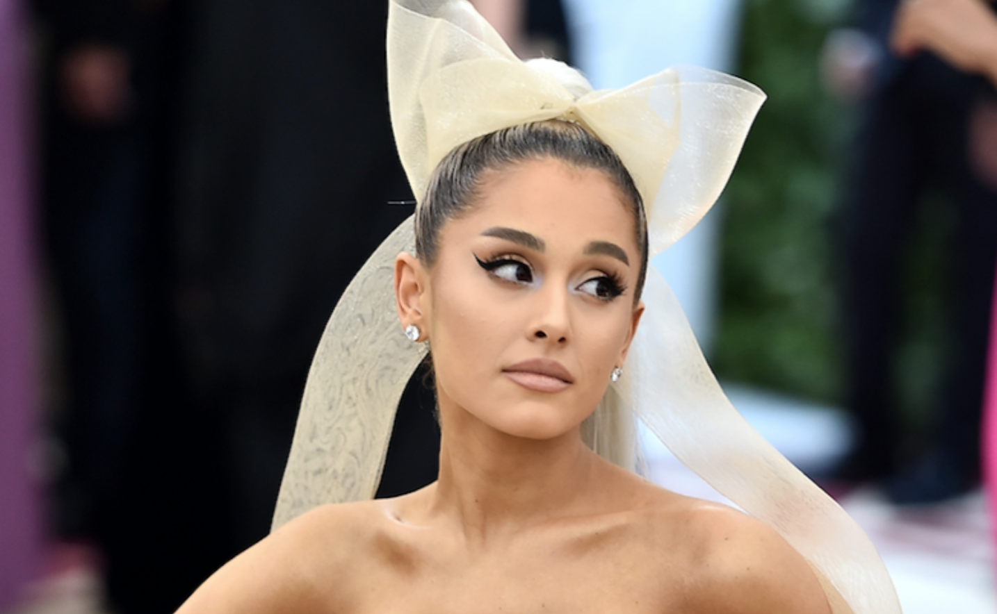 Ariana Grande Defends Pete Davdison