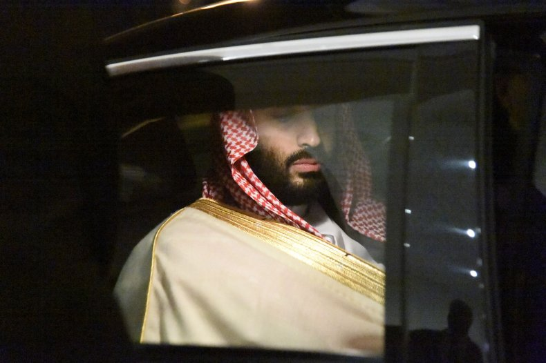 saudi crown prince, el chap, khashoggi