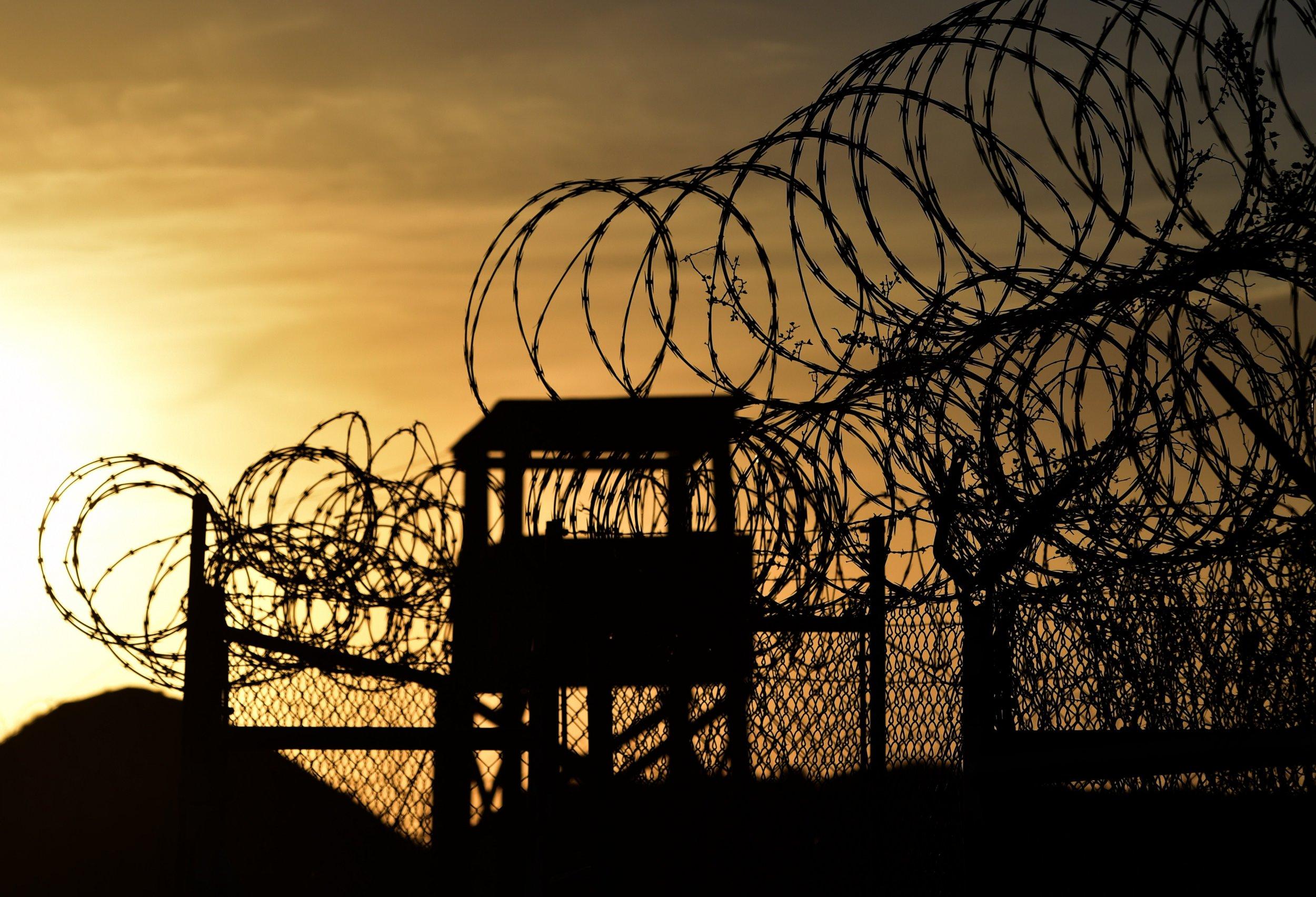 Interrogation // Guantanamo Bay Detention Center