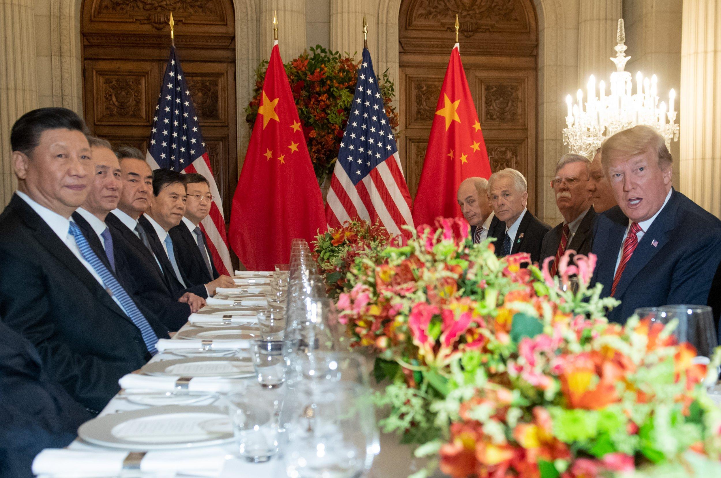us china trade war, trump tweets, stocks