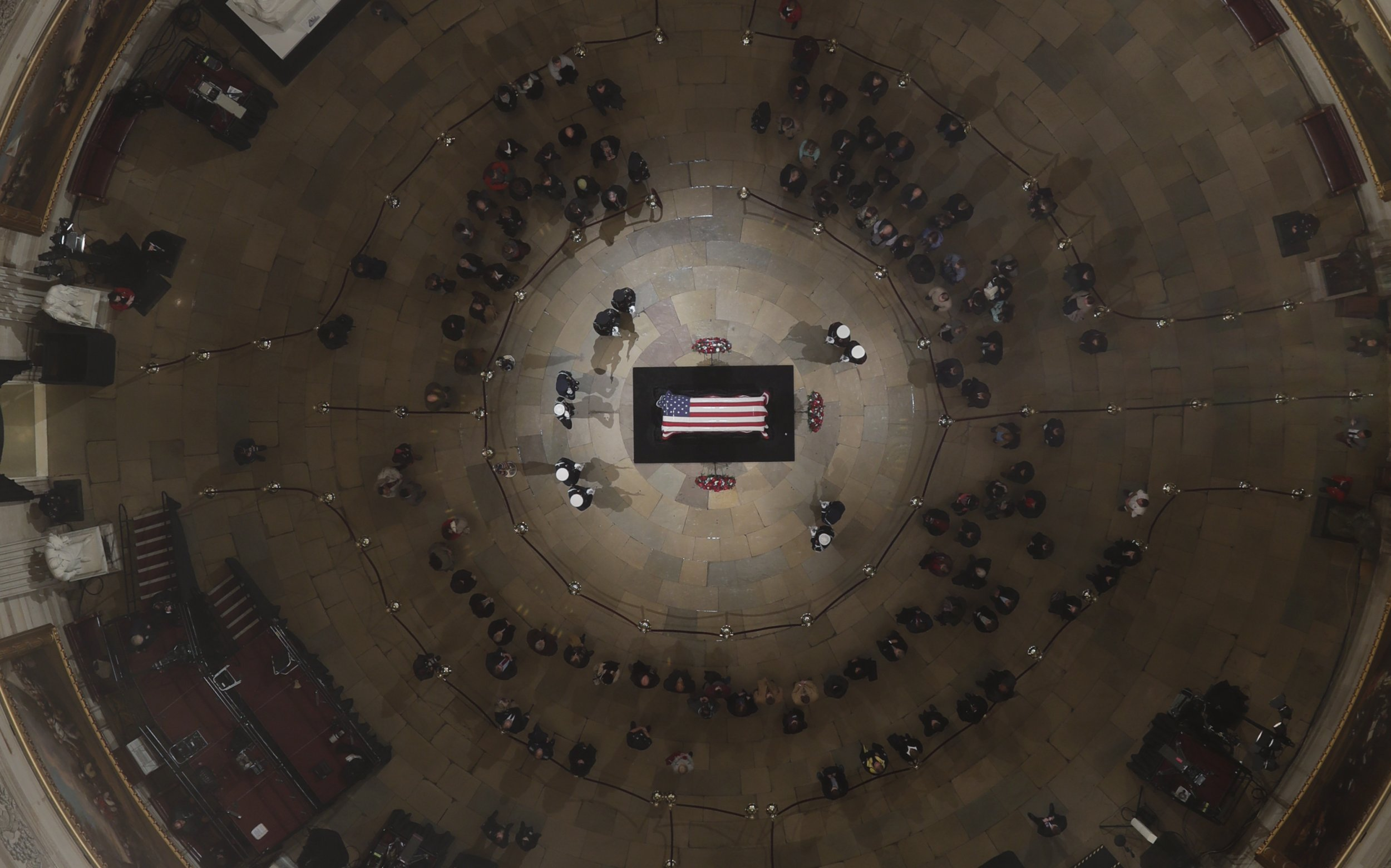 Watch George H W  Bush Funeral: Live Stream, TV Channel, How to