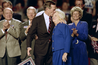 George H.W. Bush Died Because 'He Was Ready to be With' Wife Barbara Bush Again