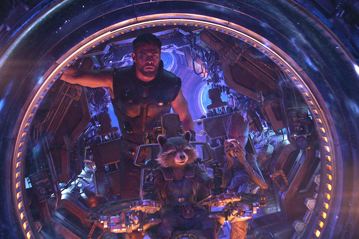 13 Avengers- Infinity War