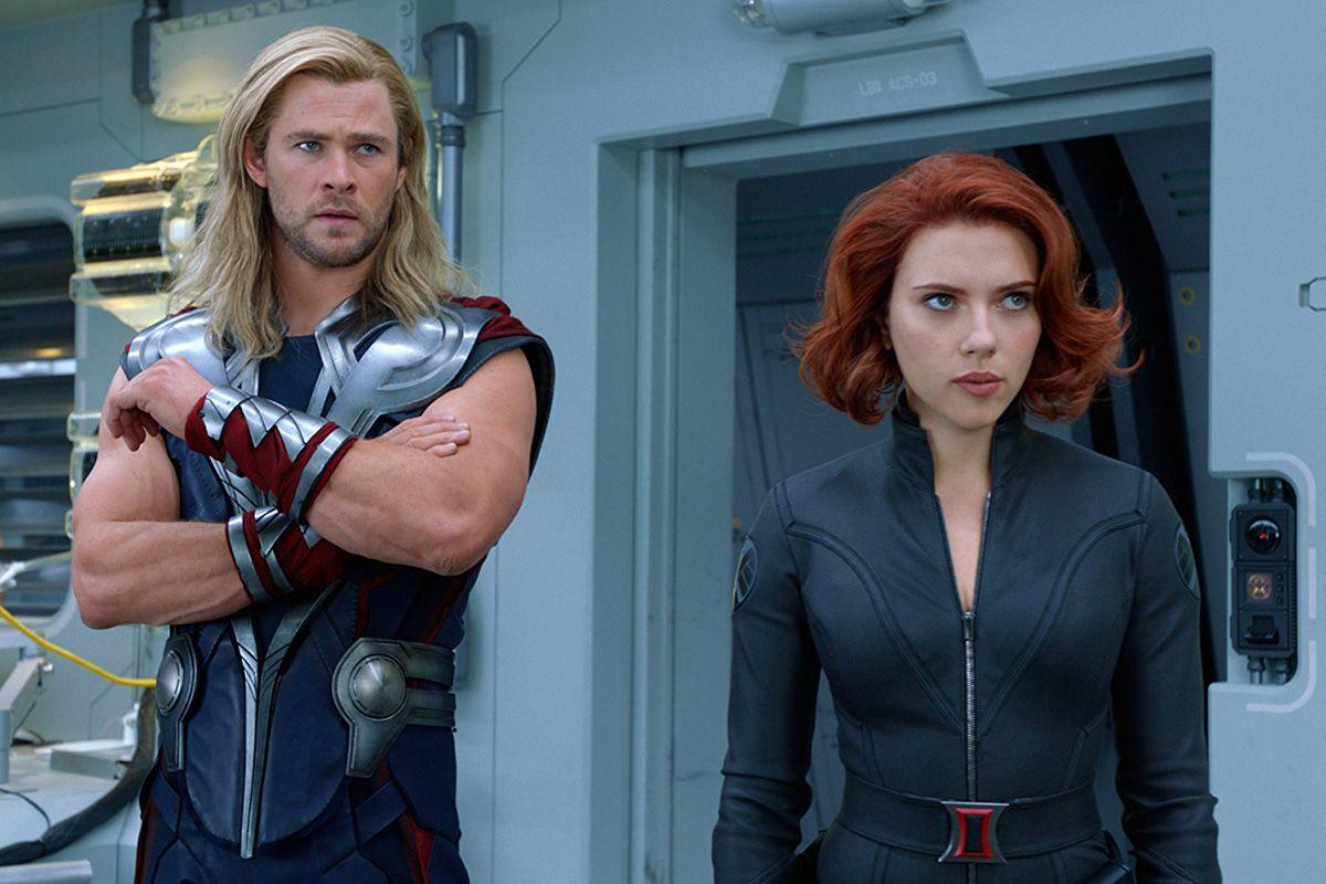 16 The Avengers