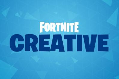 Fortnite Creative logo