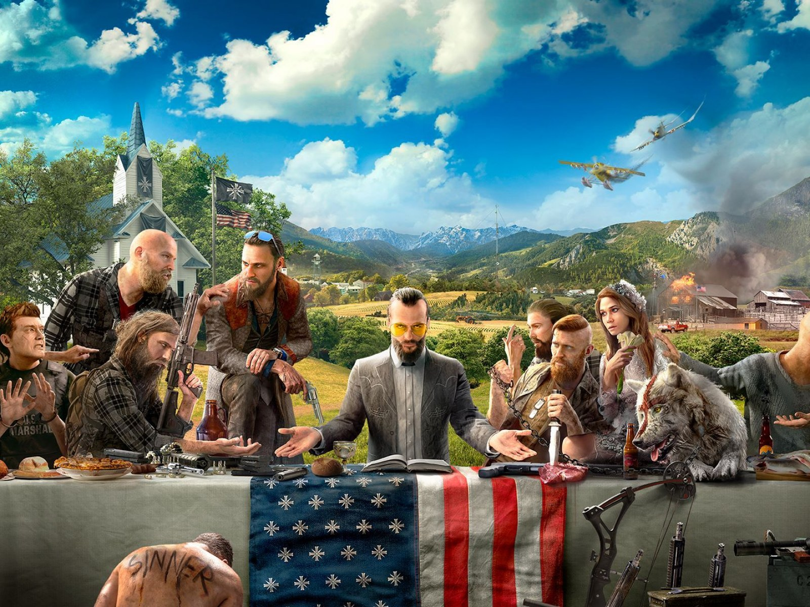 New Far Cry 6 Trailer Is Game Awards Tease Dlc Or Direct Sequel