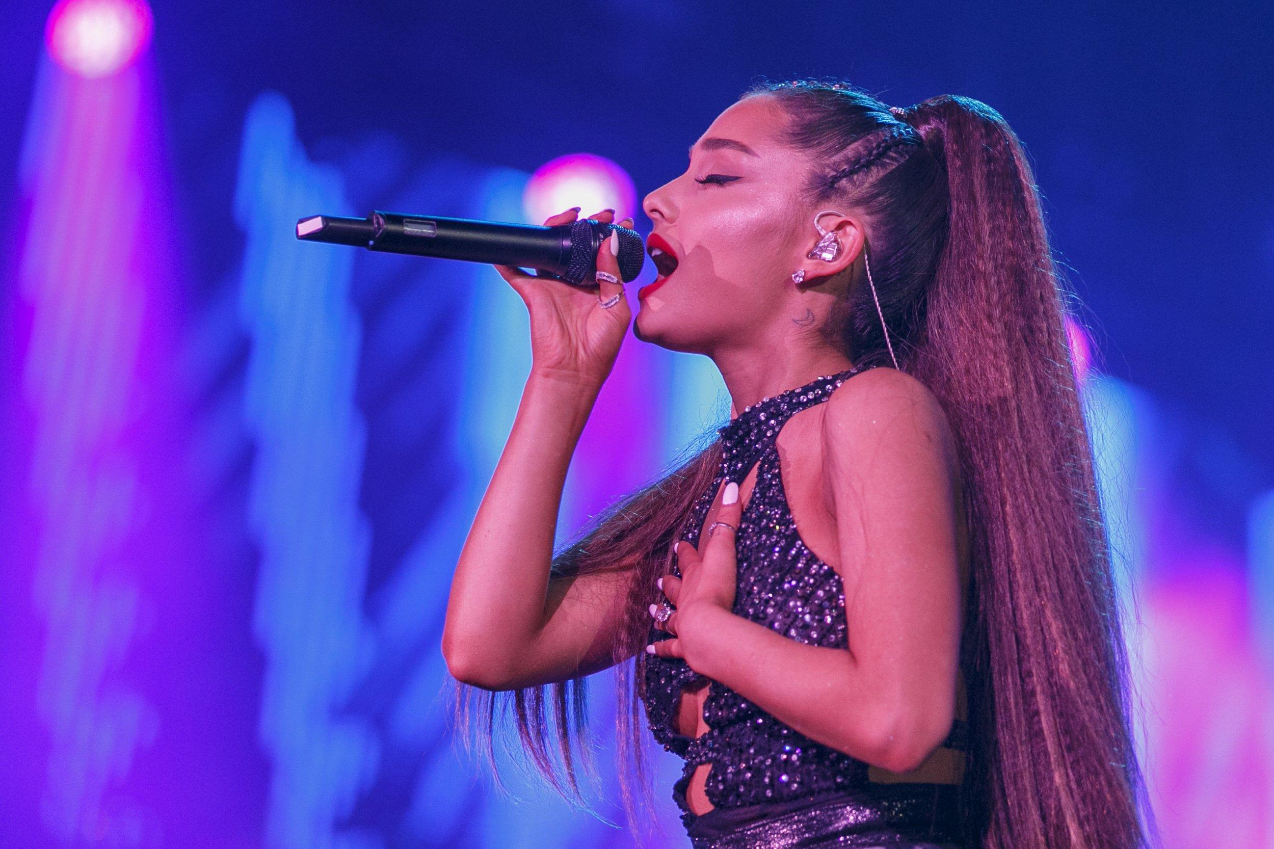 "Ariana Grande Hints at 'Super Sad Chapter' in ""Thank U, Next"" Album"