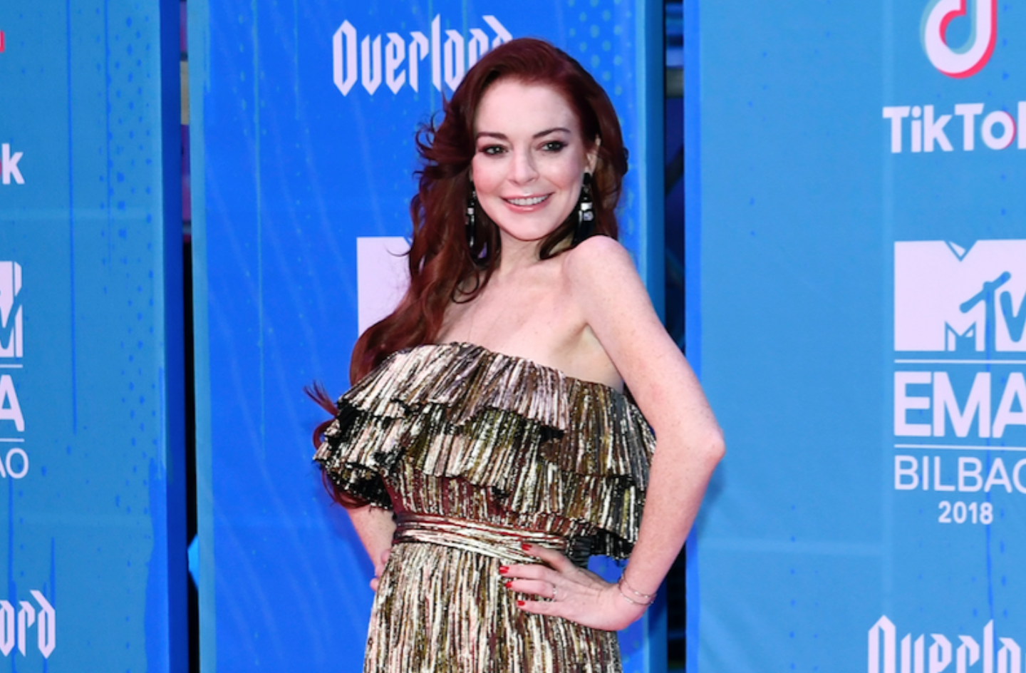 Lindsay Lohan Recalls 'Mistake' in Attempting to Help Refugee Family