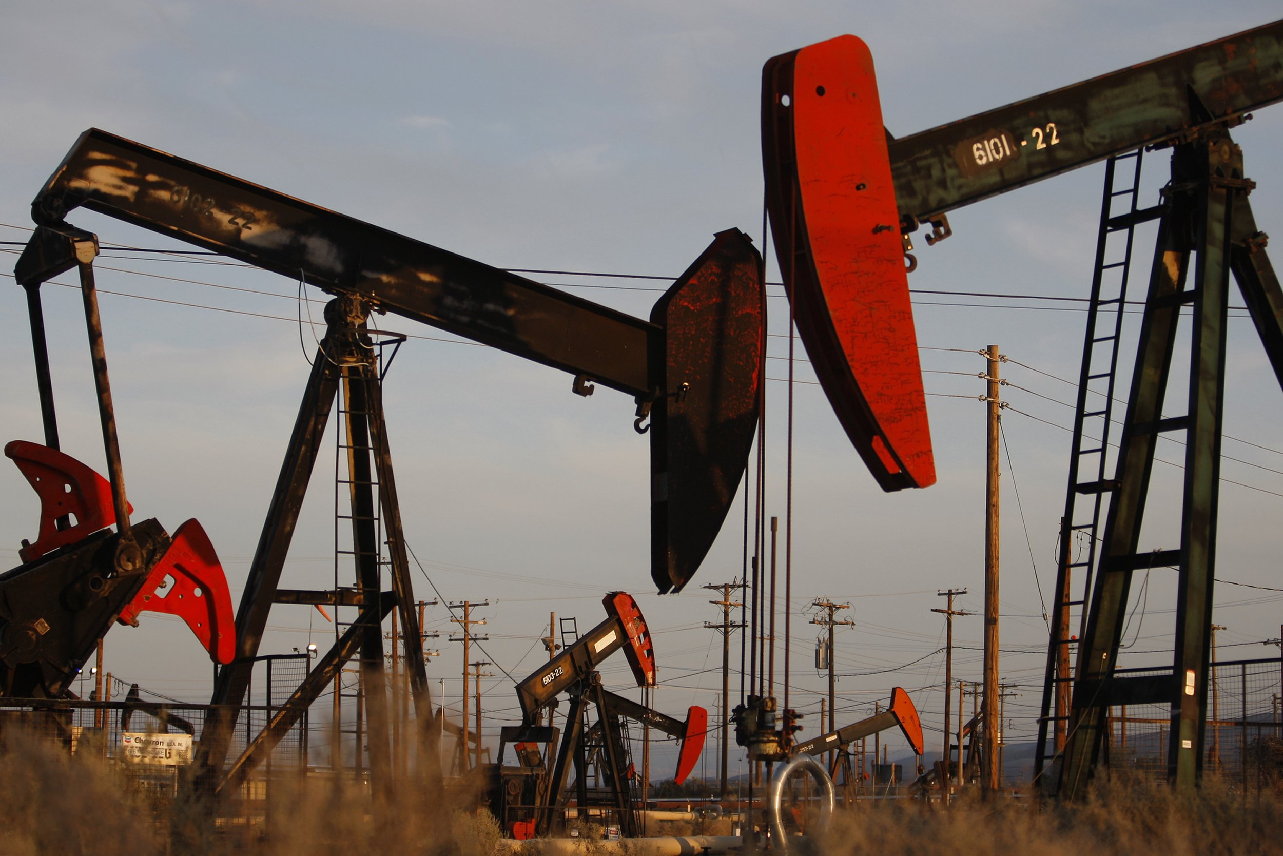 Fossil Fuels/Fracking in California