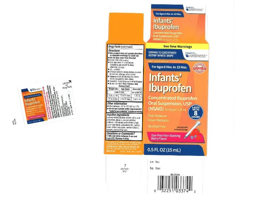 infants ibuprofen product