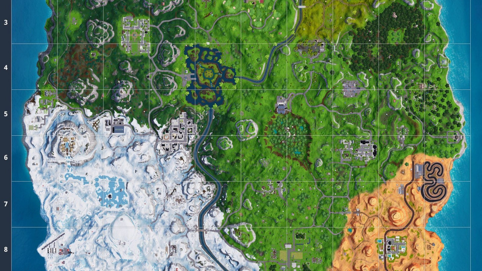 Fortnite' Update 7 0 (1 94) Adds New Map, Planes & Wraps