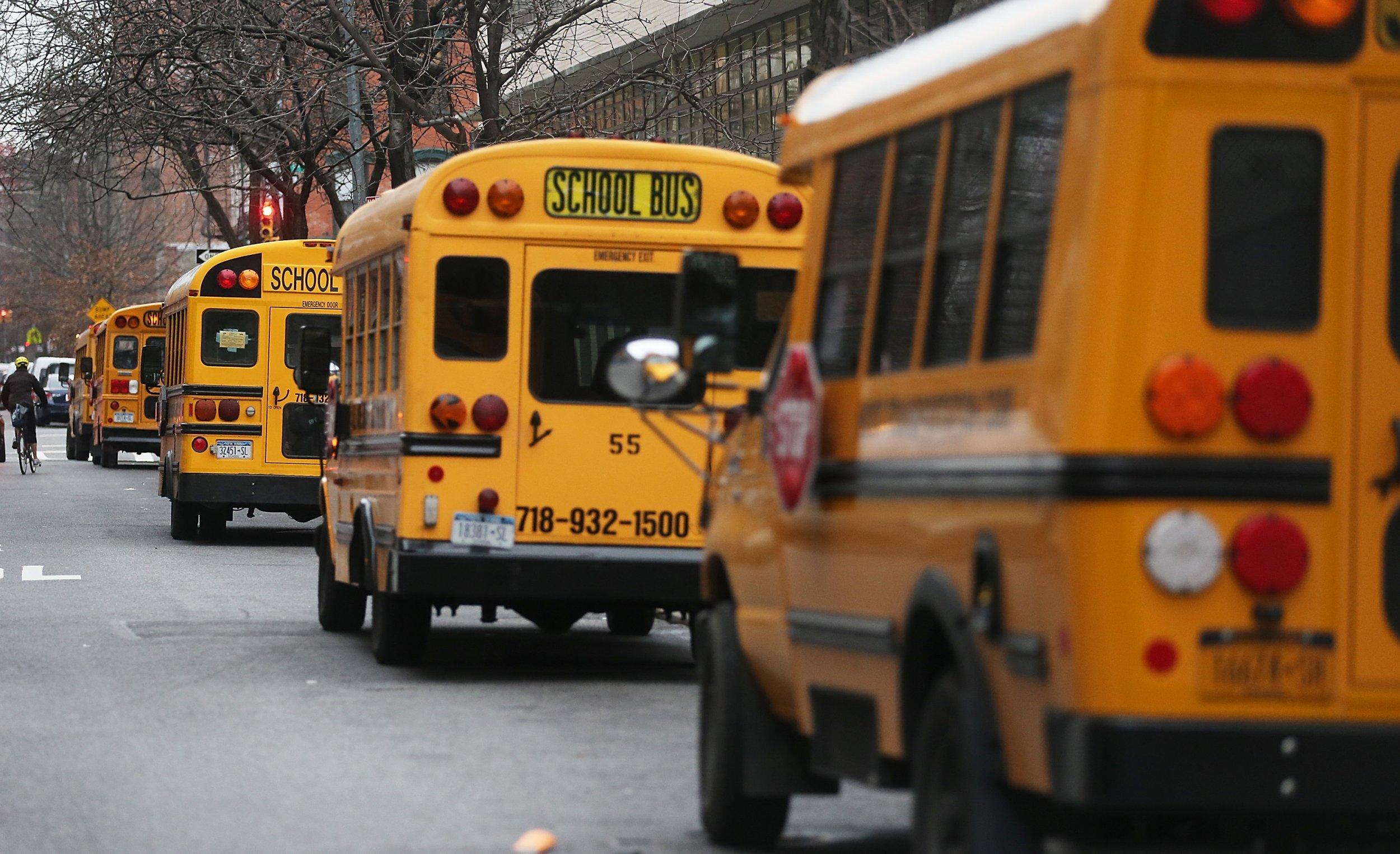 School bus, Facebook, viral video, ohio, bullying