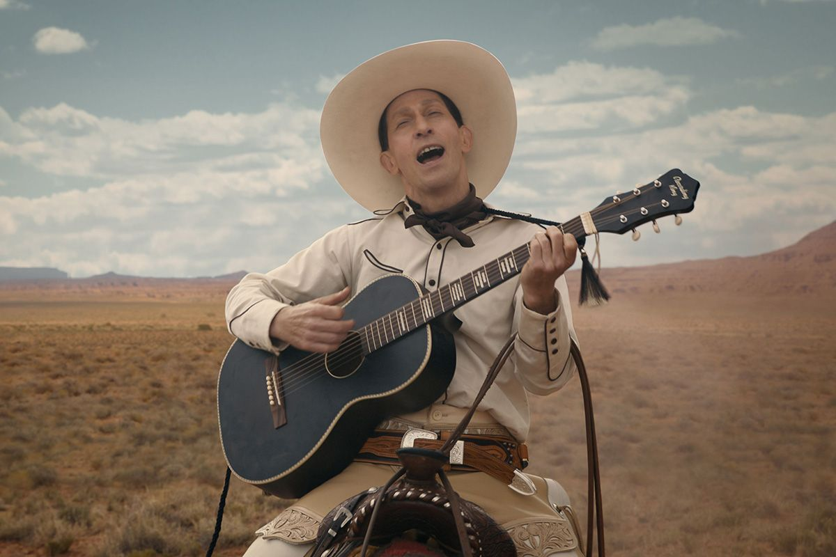 13 The Ballad of Buster Scruggs