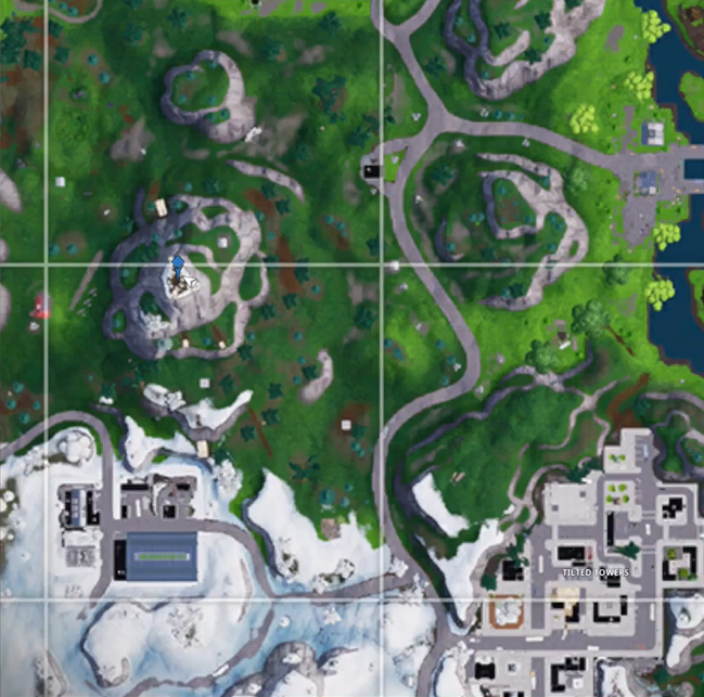 Fortnite Forbidden Dance Locations Week 1 Challenges Guide