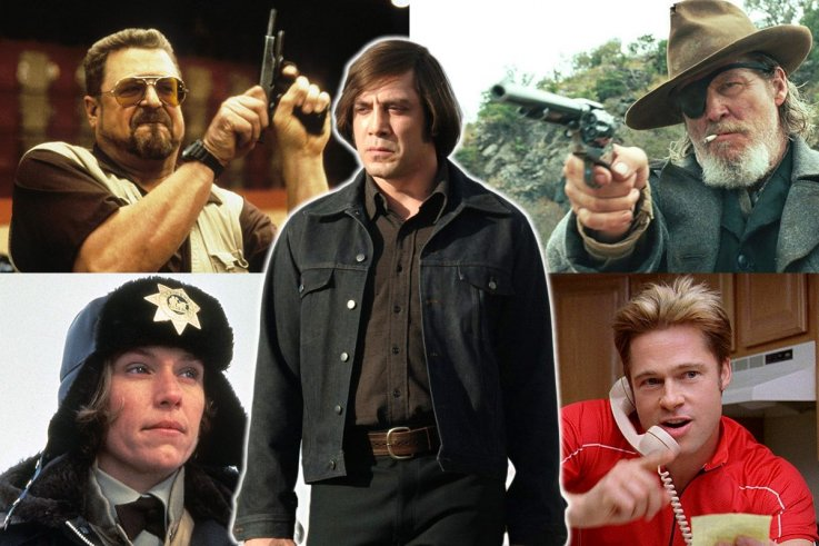 Every Movie Directed by the Coen Brothers Ranked From Worst